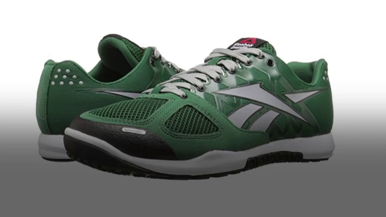 262907277da1 REVIEW - Reebok Men s R Crossfit Nano 2.0 Training Shoe - YouTube