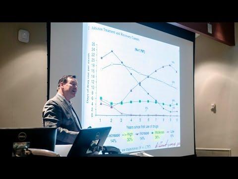 "Dr. Kevin McCauley -- ""The Neuroscience of Addiction"""