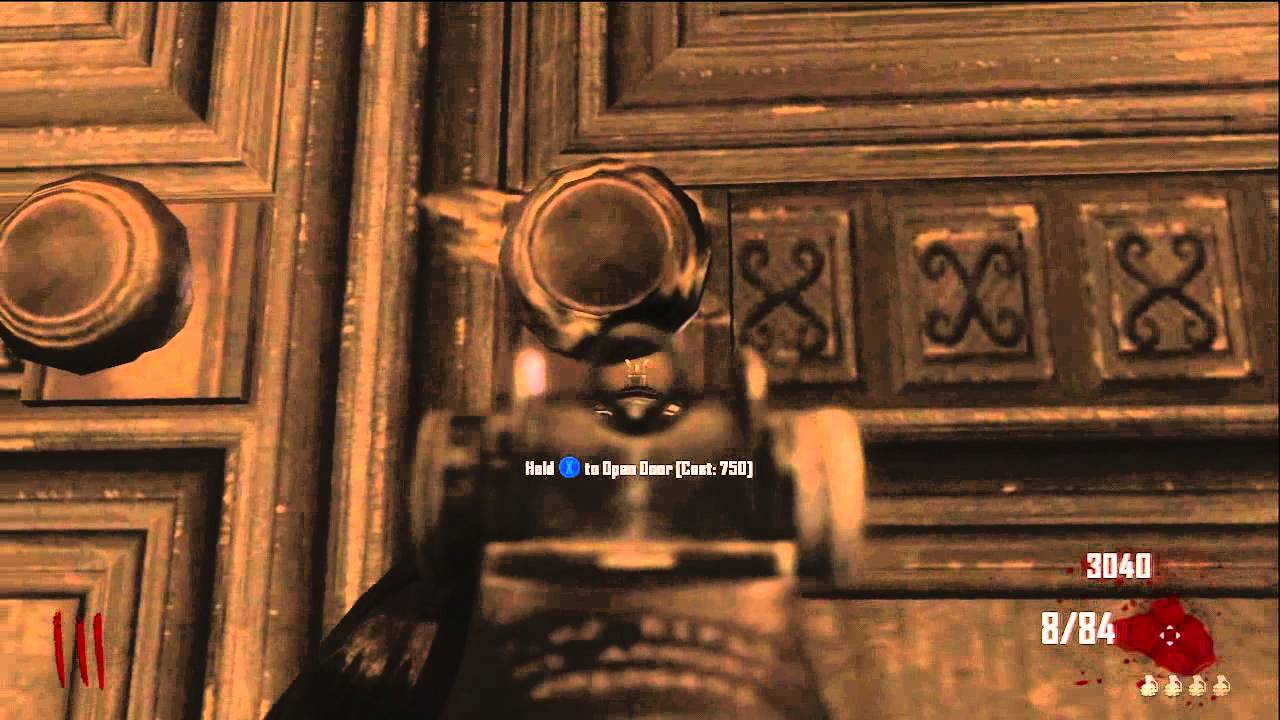 Zombies Money Glitch Black Ops 2 Town Youtube