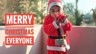 Merry Christmas 🎂🎄 My little 🎅 Santa Gift For All