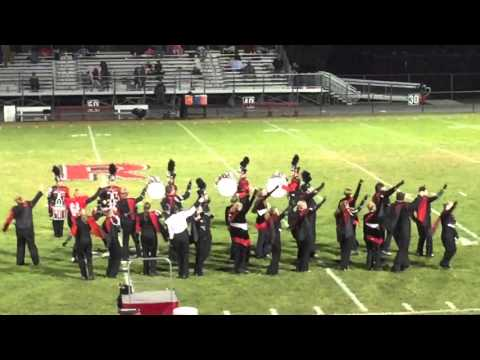 Riverheads High School Marching Band