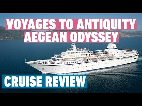 Cruising with Voyages to Antiquity | Planet Cruise Weekly