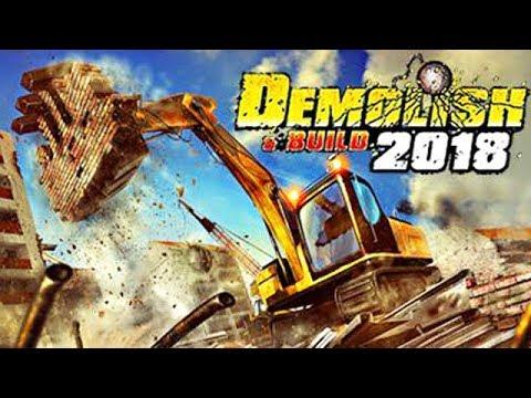 Demolish & Build 2018 Gameplay German - Extrem Männlich