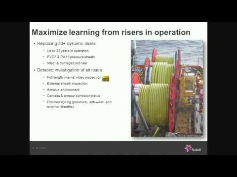 Flexible Risers Seminar Part 5 - Integrity management and operational experiences of flexible risers