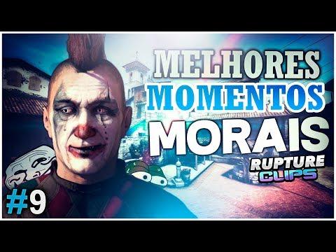 #9 MORAIS: TWITCH MELHORES MOMENTOS