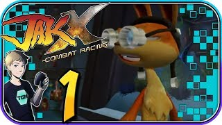 Jak X: Combat Racing PS4 - Part 1