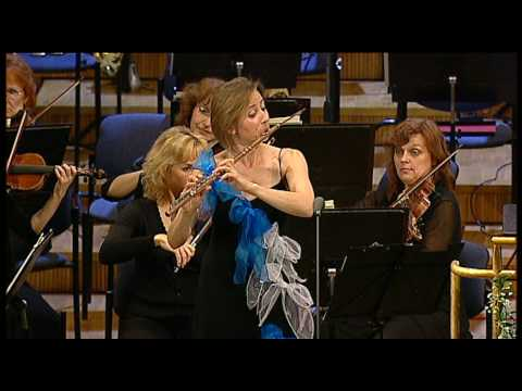 Eller: Three Pieces for Flute and String Orchestra