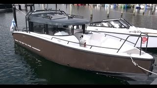XO 270 RS speed boat - speed 42 knots