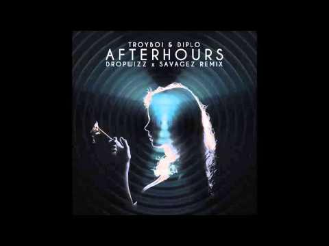 Diplo & Troyboi - Afterhours (Dropwizz x Savagez 'Future Trap' Remix)