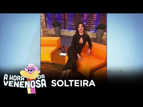 """Luciana Gimenez dispara: """"Vou ficar solteira mesmo"""""""