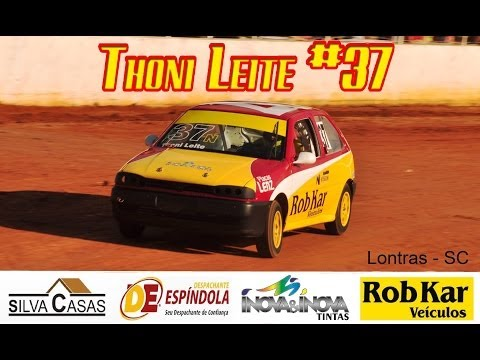 THONI LEITE #37 - MARCAS N - 3ª ETAPA CCA 2014 - ...