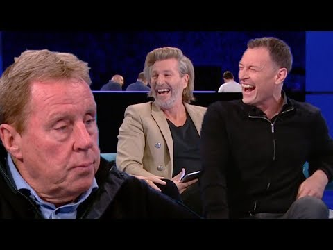 Harry Redknapp comedy gold! The day he brought on a fan for West Ham...