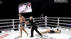 GLORY 55: Alex Pereira vs Yousri Belgaroui (Middleweight Title Match) - Full Fight