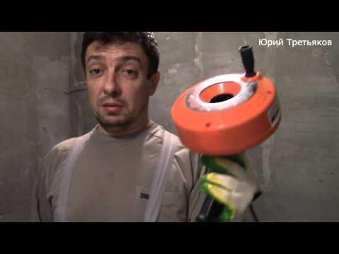 Трос для прочистки канализационных труб: рекомендации домашнему мастеру