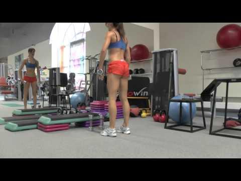 Лена Миро: Подтягиваем ягодицы! Становая тяга