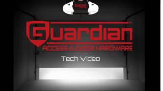 programming a remote to your guardian garage door opener