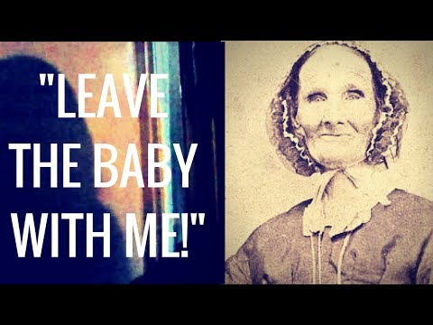 """The Babysitter"" - One Man's True Unworldly Encounter!"