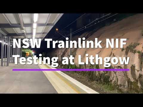 NSW Trainlink- New