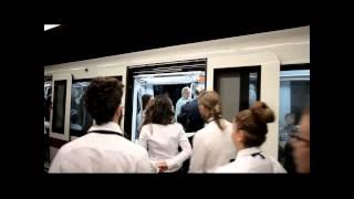 Sbazzing Project: Incursione di Lusso (Camerieri in Metro) #2