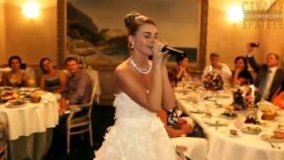 реп на свадьбе в подарок жениху такое вы еще не слышали