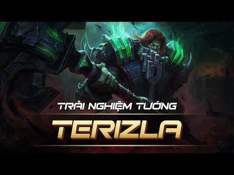 TRẢI NGHIỆM TƯỚNG MỚI TERIZLA | MOBILE LEGENDS BANG BANG VIỆT NAM thumbnail