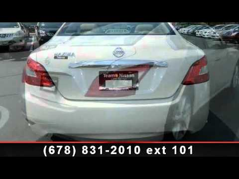 2009 Nissan Maxima   Team Nissan Of Lithia Springs   Lithia