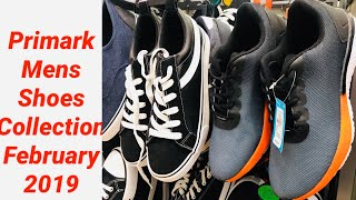 Primark Mens Shoes Collection February