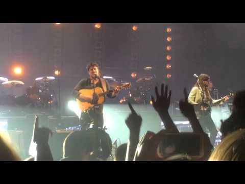 Mumford and Sons I Will Wait Live Scottrade St Louis 4/16/16
