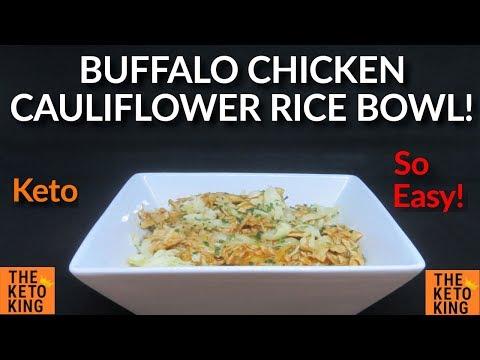 Keto Slow Cooker Recipe | Crockpot Buffalo Chicken | Low Carb Slow Cooker Recipe | Keto Crockpot