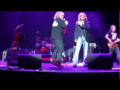 """Chickenfoot """"Rock'n'Roll"""" with David Coverdale from Whitesnake 9-1-12 Lake Tahoe"""