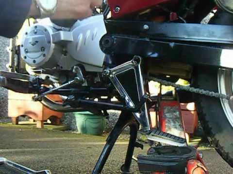 Arizona 125cc Chain/Swinging Arm  Rubber Replacement