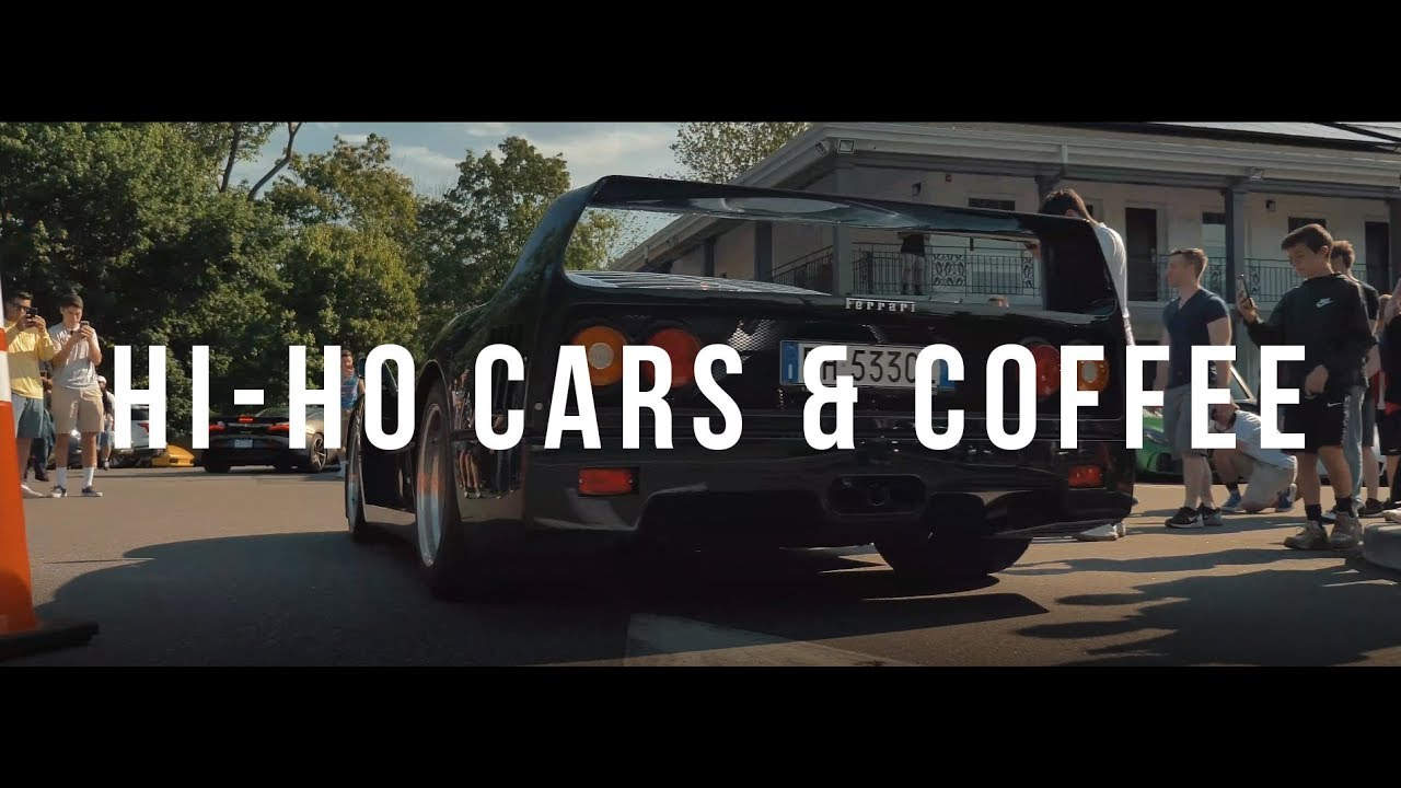 Hi-Ho Cars & Coffee 2019