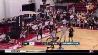 Raptors Summer League: Sacramento Kings vs. Toronto Raptors - July 8, 2016
