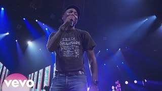 Music video by Pharrell Williams performing Get Lucky (Live from Ap...