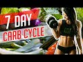 7 DAY CARB CYCLE │ Gauge Girl Training