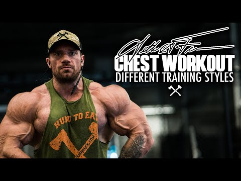 Seth Feroce Chest Workout | Different Training Styles