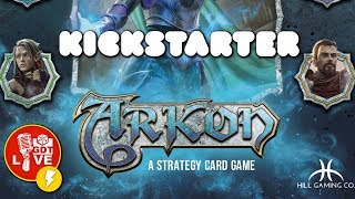 Arkon - Kickstarter