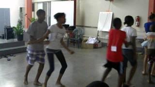 Kumina Dancing 2011