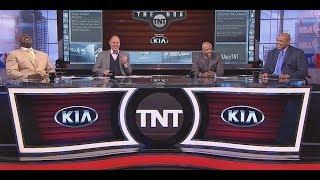 Thunder vs Jazz Game 4 Postgame Talk | Inside The NBA