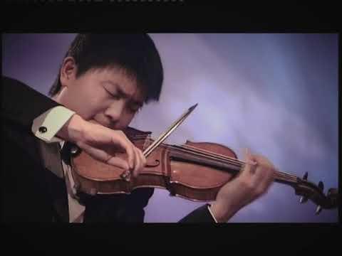 Sibelius Violin Concerto Op. 47 1st mov Jiafeng Chen