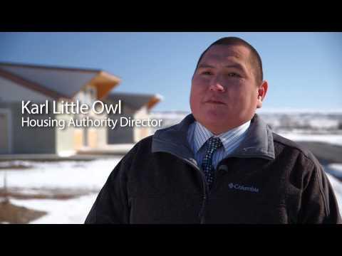Crow Nation - Awe'‐Itche Ashe, Good Earth Lodges