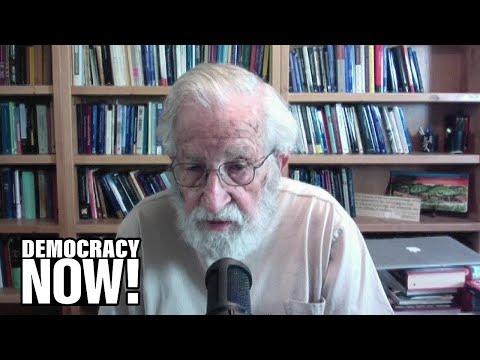 Noam Chomsky on Trump's Disastrous Coronavirus Response, WHO, China, Gaza and Global Capitalism