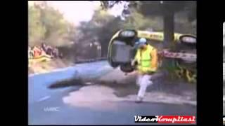 7 orang paling beruntung hampir tertabrak mobil