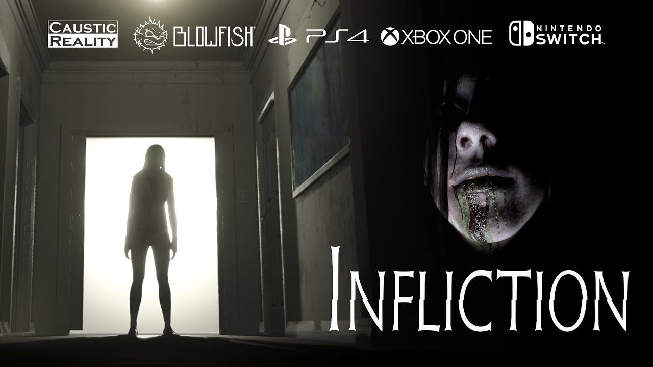 Image result for Infliction game