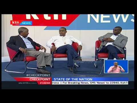 State of the Nation: State of affairs in the health sector