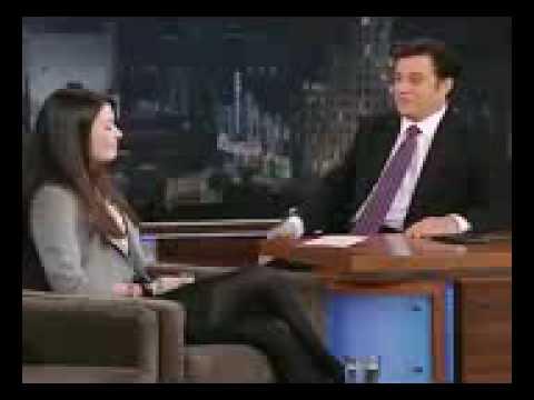 Miranda Cosgrove Interview by Jimmy Kimmel