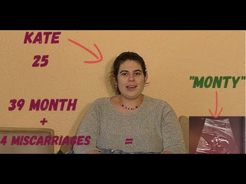 My first video Pregnant with balanced translocation, after 4 miscarriages