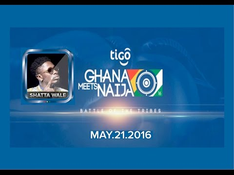 SHATTA WALE - FULL LIVE PERFORMANCE AT TIGO GHANA MEETS NAIJA