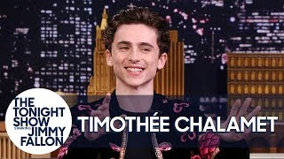 Download Timothée Chalamet Reacts to Being Photoshopped into Artwork Memes Mp3 and Videos