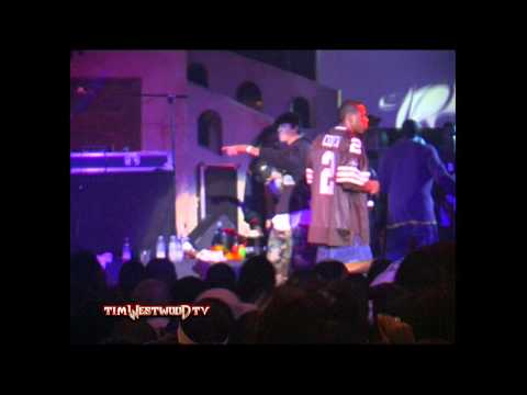 Jay-Z Big Pimpin' live London 2001 - Westwood